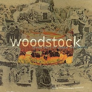woodstock box - 25 anos