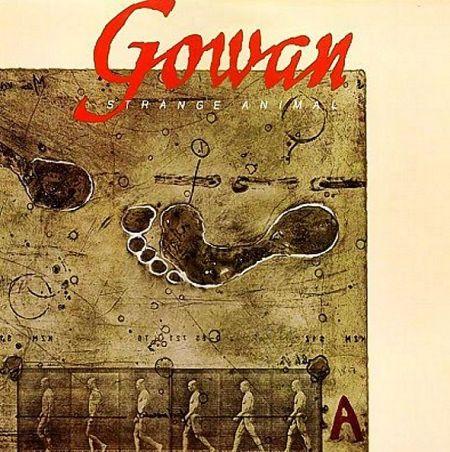 Gowan - Strange Animal
