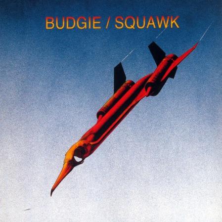 Budgie-Squawk