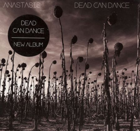 Dead Can Dance - Anastasis - Front