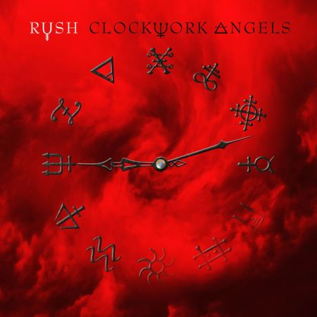 rush clockworkangels