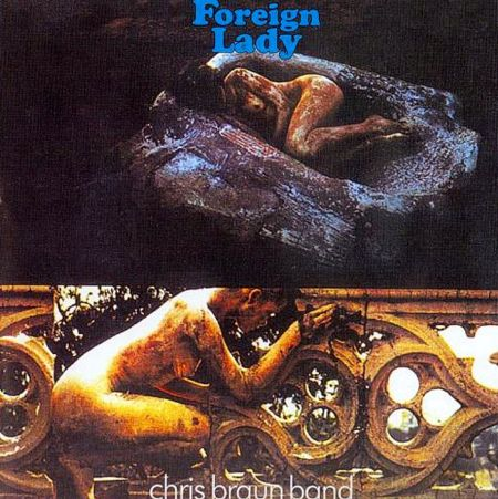 chris braun - foreign lady