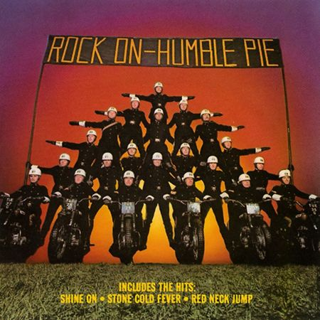 4 humble pie - rock on