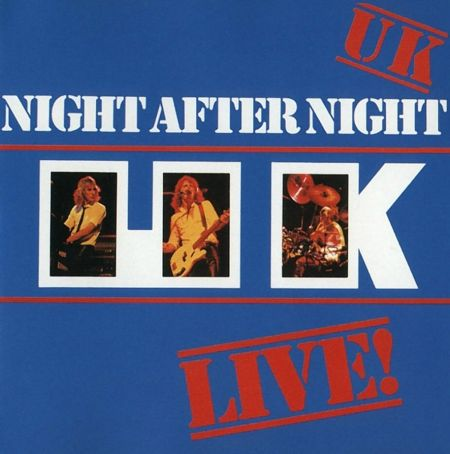 UK - Night After Night - 1979