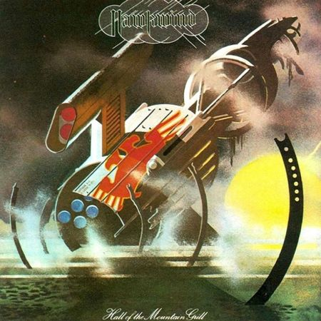 3 Hawkwind - Hall Of The Mountain Grill