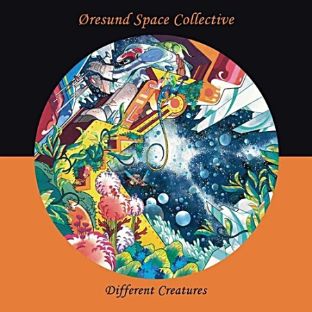 3. Oresund Space Collective - Different Creatures  (2015)