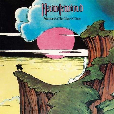 4 Hawkwind - Warrior On The Edge Of Time